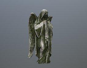 3D model Angel Statue 1