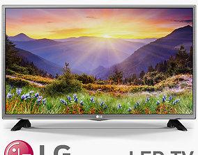 3D asset LG 32LH513U LED TV