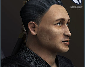 3D model Ninja Otoko