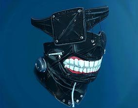 3D model Tokyo ghoul mask