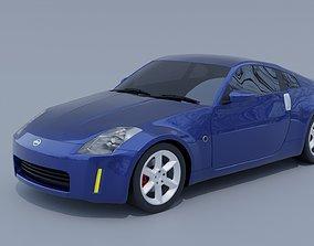 Nissan 350Z 3D