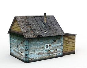 Bathhouse 3D model realtime