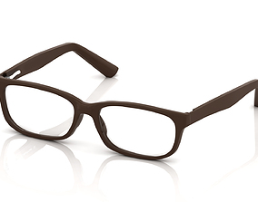 Eyeglasses for Men and Women 3D print model vision