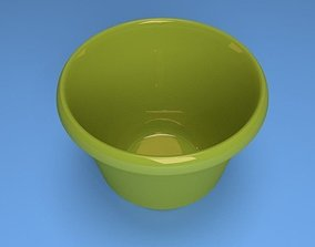 3D model jugful Flowerpot