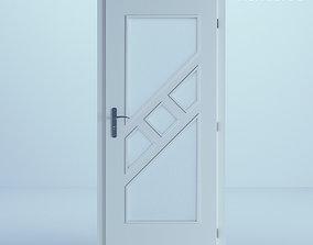 White Door 53 3D
