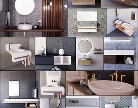 15 bathroom furniture for sketchup -