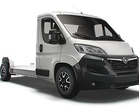 Opel Movano 3540 L4 platform cab 2022 3D