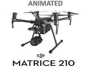 3D DJI Matrice 210 RTK