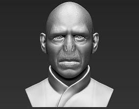 Lord Voldemort bust 3D printing ready stl obj