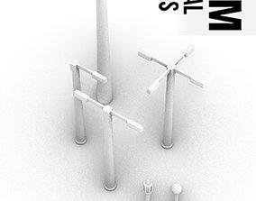 3D print model Exterior Lamp Pack