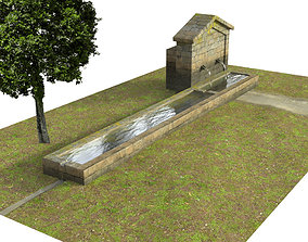 Fountain fountain 3D model