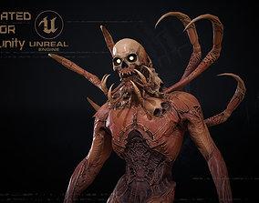 MutantMonster10 3D model