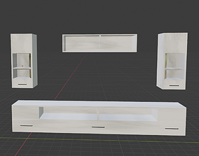 3D printable model TV Stand