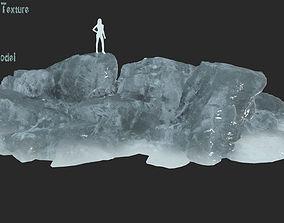 iceberg 3D model realtime