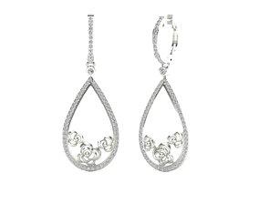 3D printable model Earrings-8041