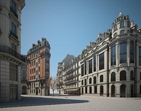 Boulevard 3D model