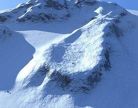 Snowy Mountain 3D