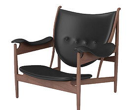 Chieftains Chair 3D