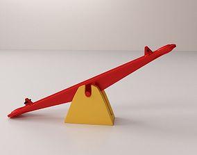 3D model Seesaw