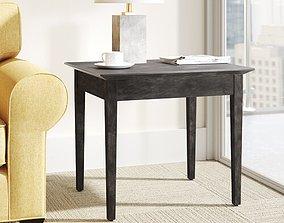 Metropolitan End Table 3D model