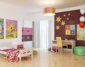 3D Child Room