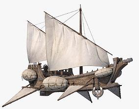 Flying Ship 3D