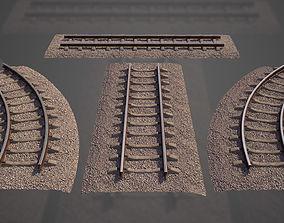 models Railway 3D