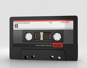 Cassette 3D