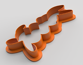 3D printable model Cookie cutter - Rabbit 3