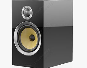 Bowers and Wilkins CM5 S2 Gloss Black 3D model