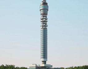 BT Tower 3D