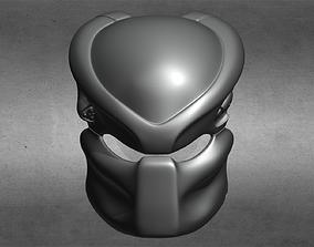 Jungle Hunter Predator helmet 3D print model