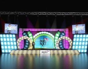 3D event Stage