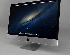 Apple iMac 21 5 2013 3D Model 3D Model