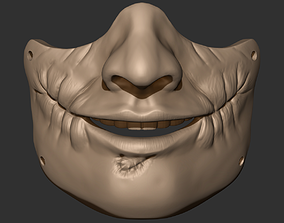 Joker Mask 3D printable model