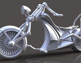 3D print model Chopper