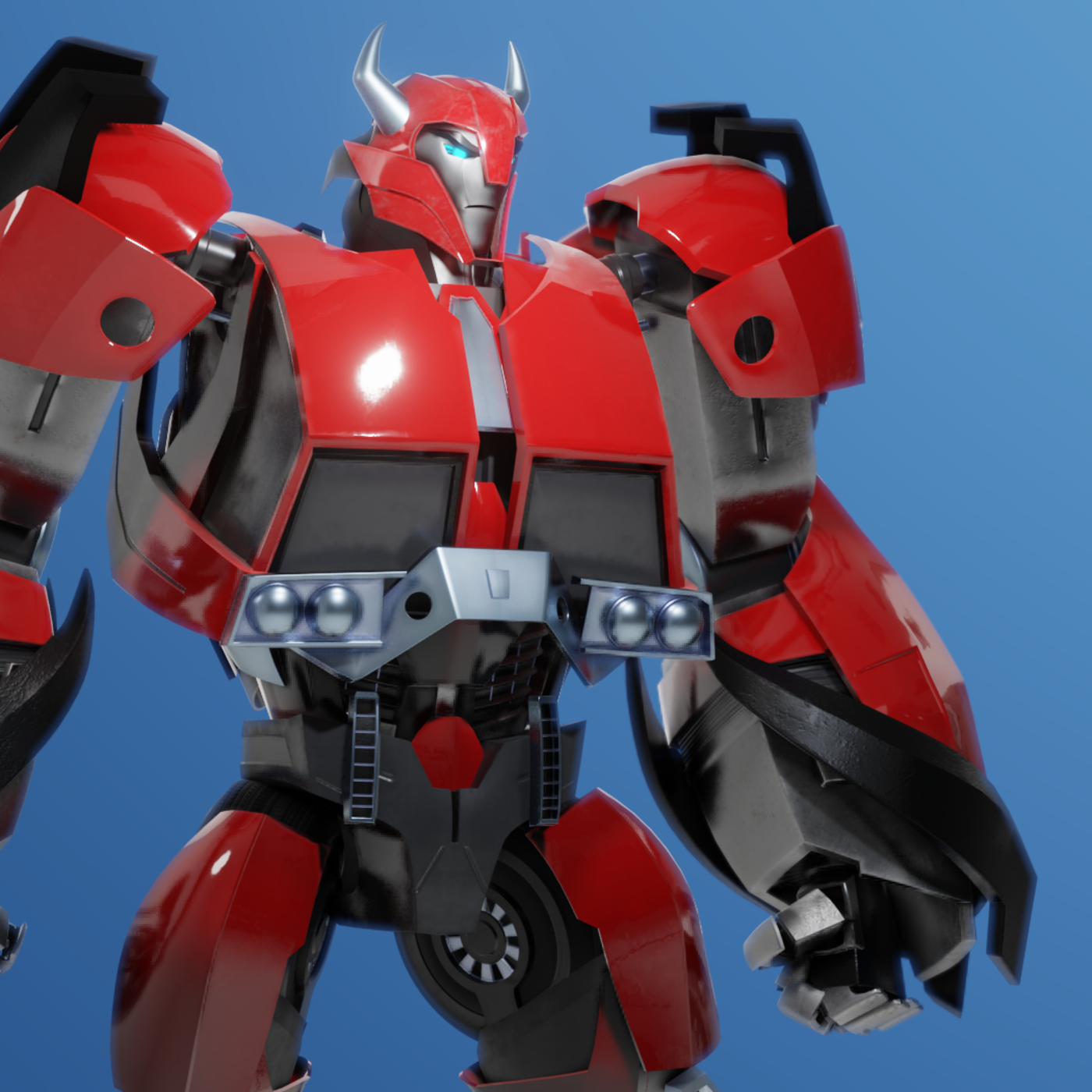 Cliff Jumper / Transformers Prime