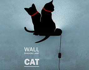 3D printable model Wall Shadow Lamp