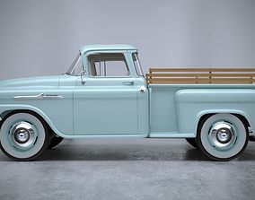 Chevrolet Apache 1959 3D