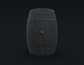 3D Barrel drum