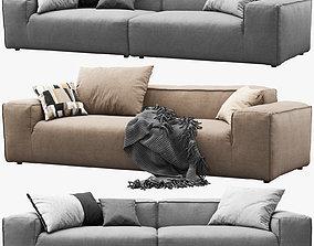 Rolf Benz Freistil 175 modular sofa set 1 3D