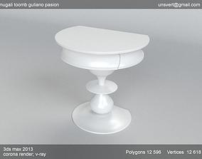 mugali toomb guliano pasion 3D model