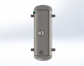 3D Pressure Vessel With CALCULATIONS