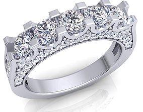 3D printable model Diamond Ring 01