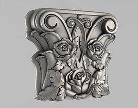 Capitals 3D print model