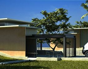 3D model Photorealistic House Collection
