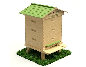 3D Bee Hive