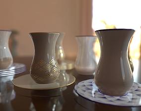 Tea Cup 3D asset realtime