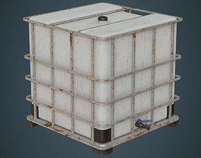 IBC Tote 2B 3D asset