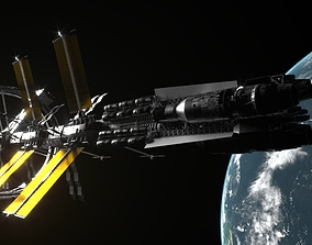 3D Spacecraft science